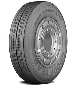 Goodyear LHT (Trailer Tire)