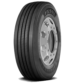 Firestone FS-591 (Steer Tire)