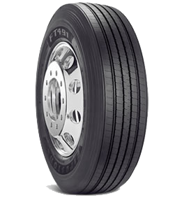 Firestone FT-491 (Trailer Tire)