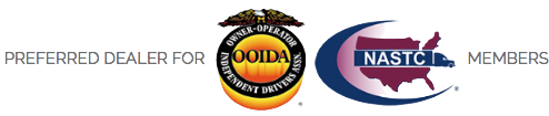 Preferresd Dealer for OOIDA & NASTC Members